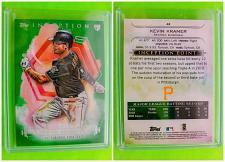 Buy MLB KEVIN KRAMER PITTSBURGH PIRATES 2019 TOPPS INCEPTION BASEBALL RC #48 MINT