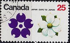 Buy KANADA CANADA [1970] MiNr 0452 x ( O/used ) Pflanzen