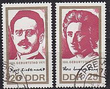 Buy GERMANY DDR [1971] MiNr 1650-52 ( OO/used )