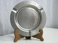 Buy Vintage De Laval Ashtray for Canada Centennial 1867-1967 Aluminum or Pewter