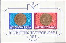 Buy LIECHTENSTEIN [1976] MiNr 0649-50 Block 10 ( **/mnh )
