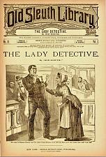 Buy Old Sleuth Library 18 Rare Issues On Disc Crime Murder Mystery Seduction