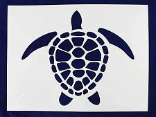 "Buy Turtle Ex Lg Stencil 14 Mil 18"" X 24"" Painting /Crafts/ Templates"