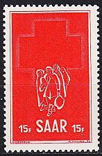 Buy GERMANY Saar [1952] MiNr 0318 ( **/mnh )
