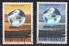Buy FINLAND SOUMI [1990] MiNr 1098-99 ( O/used ) Post