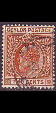 Buy CEYLON SRI LANKA [1904] MiNr 0143 b ( O/used )
