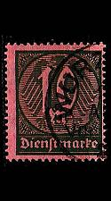 Buy GERMANY REICH Dienst [1922] MiNr 0071 ( O/used )