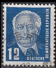 Buy GERMANY DDR [1952] MiNr 0323 ( OO/used )