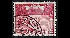 Buy SCHWEIZ SWITZERLAND [1949] MiNr 0533 III ( O/used )