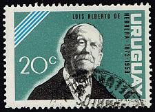 Buy Uruguay **U-Pick** Stamp Stop Box #159 Item 09 |USS159-09