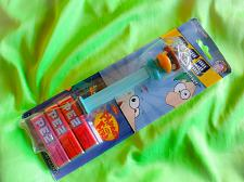 Buy PEZ Phineas Flynn from PHINEAS AND FERB Candy Dispensers FACTORY SEALED