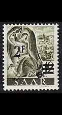 Buy GERMANY Saar [1947] MiNr 0229 XI ( **/mnh )