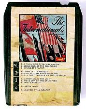 Buy The Internationals Singers And Orchestra (8-Track Tape, 99-107)