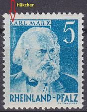 Buy GERMANY Alliiert Franz. Zone [RheinlPfalz] MiNr 0034 y I ( **/mnh )