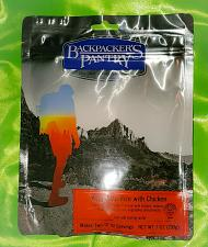 Buy Backpacker's Pantry KUNG PAO RICE WITH CHICKEN 7 oz 2 Servings FACTORY SEALED