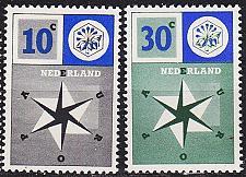 Buy NIEDERLANDE NETHERLANDS [1957] MiNr 0704-05 ( **/mnh ) CEPT