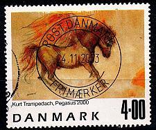Buy DÄNEMARK DANMARK [2000] MiNr 1261 ( O/used ) Gemälde