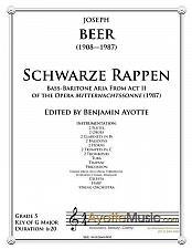 Buy Beer - Schwarze Rappen