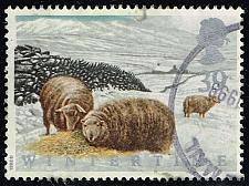 Buy Great Britain #1425 Welsh Mountain Sheep; Used (1.10) (3Stars)  GBR1425-01XVA