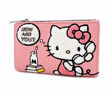 Buy New Loungefly x Hello Kitty Telephone Bifold Wallet Free Shipping