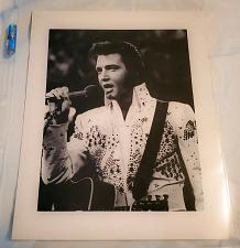 Buy Rare ELVIS PRESLEY Music Superstar 8 x 10 Promo Photo Print