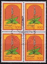 Buy PORTUGAL [Madeira] MiNr 0078 ( O/used ) [01] Pflanzen 4er