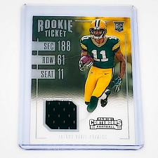 Buy NFL TREVOR DAVIS PACKERS 2016 PANINI CONTENDERS ROOKIE TICKET GAME-WORN JERSEY