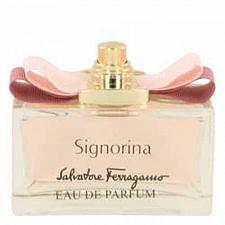 Buy Signorina Eau De Parfum Spray (Tester) By Salvatore Ferragamo