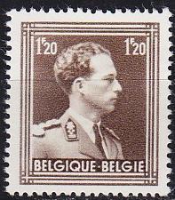 Buy BELGIEN BELGIUM [1951] MiNr 0898 A ( */mh )