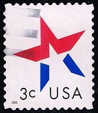 Buy US #3613 Star; Used (0.25) (5Stars) |USA3613-12