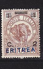 Buy ITALIEN ITALY [Eritrea] MiNr 0083 ( */mh )