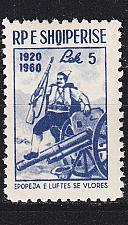 Buy ALBANIEN ALBANIA [1960] MiNr 0611 ( */mh )