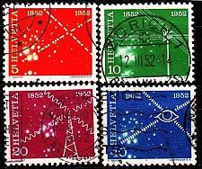 Buy SCHWEIZ SWITZERLAND [1952] MiNr 0566-69 ( O/used ) [01]