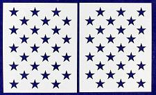 """Buy 50 Star Field Stencil G-Spec 24.63"""" 2 Pieces- 14 Mil Painting /Crafts/ Templates"""