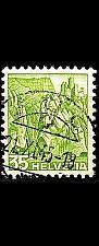 Buy SCHWEIZ SWITZERLAND [1936] MiNr 0304 z ( O/used ) Landschaft