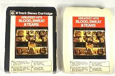 Buy Blood Sweat And Tears Greatest Hits (8-Track Tape, 42-64803)