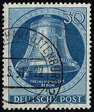 Buy Germany #9N73 Freedom Bell; Used (4Stars) |DEU9N073-01XRP
