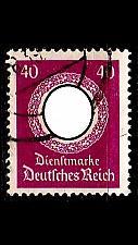 Buy GERMANY REICH Dienst [1934] MiNr 0142 ( O/used )