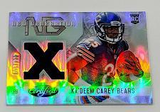 Buy NFL KA'DEEM CAREY CHICAGO BEARS 2014 PANINI CERTIFIED REFRACTOR RC JERSEY /599
