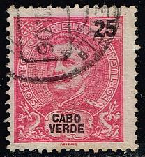 Buy Cape Verde #43 King Carlos I; Used (0.40) (3Stars) |CPV0043-04XRS