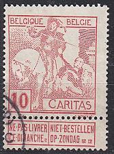 Buy BELGIEN BELGIUM [1910] MiNr 0084 I ( O/used )