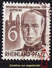 Buy GERMANY Alliiert Franz. Zone [RheinlPfalz] MiNr 0035 y IV ( O/used )