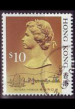 Buy HONGKONG HONG KONG [1987] MiNr 0519 I ( OO/used )