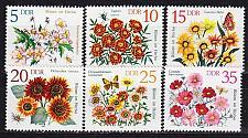 Buy GERMANY DDR [1982] MiNr 2737-42 ( **/mnh ) Blumen
