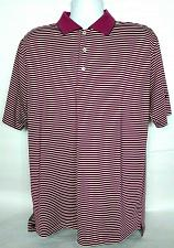 Buy Turtleson Mens Tour Performance Golf Polo Large Greenbriar Hills Country Club