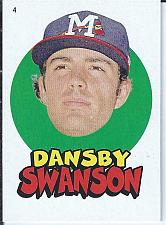 Buy Dansby Swanson 2016 Topps Heritage Minors Sticker