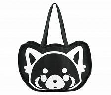 Buy New Hello Kitty Aggrestuko Diecut Tote Bag Sweet Free Shipping