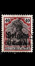 Buy GERMANY REICH Besetzung [Belgien] MiNr 0005 I ( O/used )