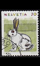 Buy SCHWEIZ SWITZERLAND [1991] MiNr 1436 D l ( O/used ) Tiere