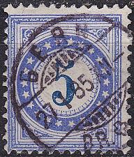 Buy SCHWEIZ SWITZERLAND [Porto] MiNr 0004 II K a ( O/used )